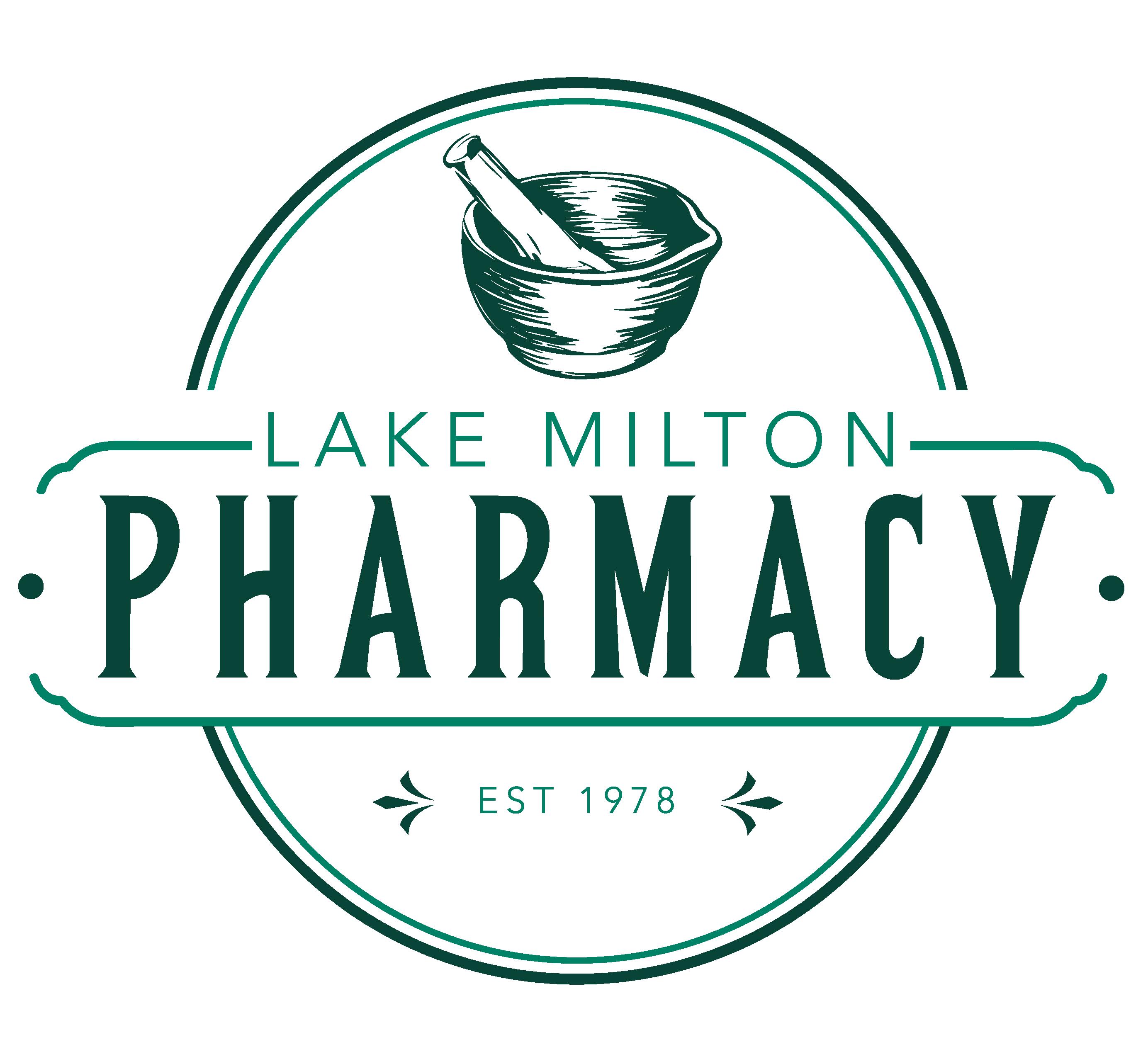 lake milton pharmacy logo